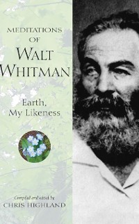 Cover Meditations of Walt Whitman
