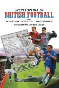 Cover Encyclopedia of British Football
