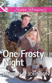 Cover One Frosty Night (Mills & Boon Superromance)