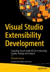 Cover Visual Studio Extensibility Development