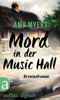 Cover Mord in der Music Hall