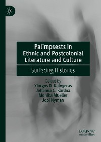 Cover Palimpsests in Ethnic and Postcolonial Literature and Culture
