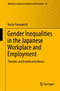 Cover Gender Inequalities in the Japanese Workplace and Employment