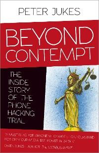 Cover Beyond Contempt