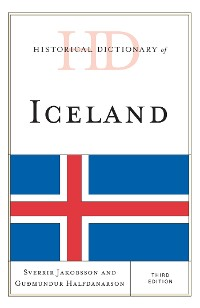 Cover Historical Dictionary of Iceland