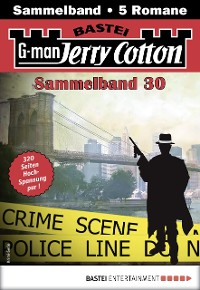 Cover Jerry Cotton Sammelband 30 - Krimi-Serie