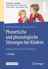 Cover Phonetische und phonologische Storungen bei Kindern