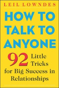 Cover How to Talk to Anyone