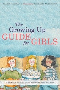 Cover The Growing Up Guide for Girls