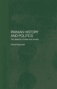 Cover Iranian History and Politics