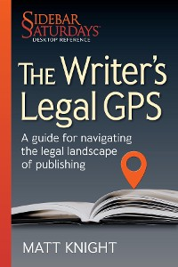 Cover The Writer's Legal GPS