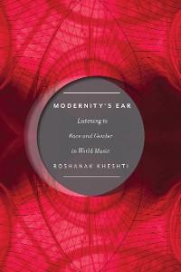 Cover Modernity's Ear