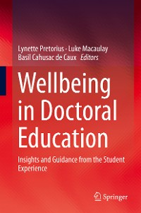 Cover Wellbeing in Doctoral Education