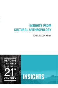 Cover Insights from Cultural Anthropology