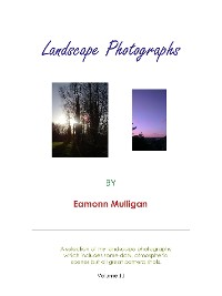 Cover Landscape Photographs Vol II