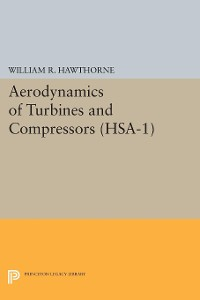 Cover Aerodynamics of Turbines and Compressors. (HSA-1), Volume 1