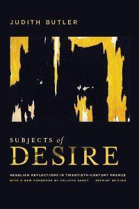 Cover Subjects of Desire