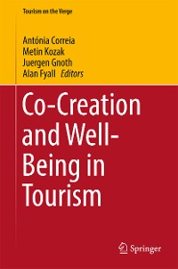 Cover Co-Creation and Well-Being in Tourism