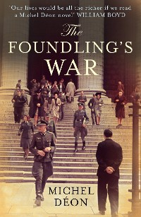 Cover The Foundling's War