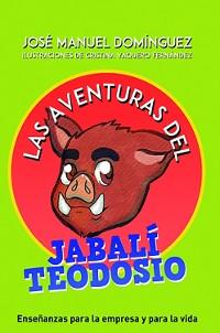 Cover Las aventuras del jabalí Teodosio