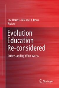 Cover Evolution Education Re-considered