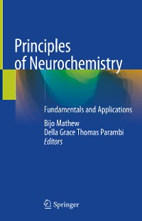 Cover Principles of Neurochemistry