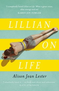 Cover Lillian on Life