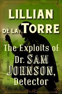 Cover Exploits of Dr. Sam Johnson, Detector