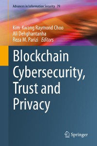 Cover Blockchain Cybersecurity, Trust and Privacy