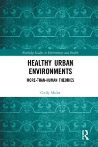 Cover Healthy Urban Environments