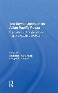 Cover Soviet Union As An Asian-pacific Power