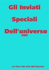 Cover Gli Inviati Speciali Dell'universo