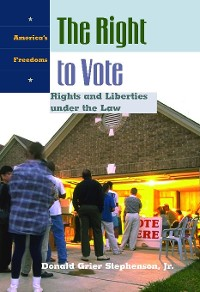 Cover The Right to Vote