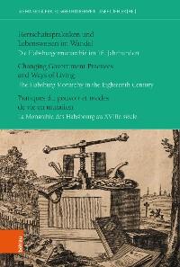 Cover Herrschaftspraktiken und Lebensweisen im Wandel