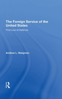 Cover Foreign Service Of The United States