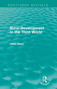 Cover Rural Development in the Third World