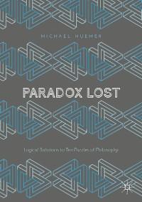 Cover Paradox Lost