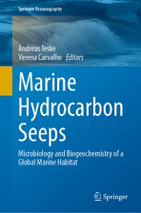 Cover Marine Hydrocarbon Seeps