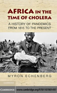Cover Africa in the Time of Cholera