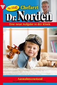 Cover Chefarzt Dr. Norden 1142 – Arztroman