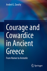 Cover Courage and Cowardice in Ancient Greece