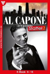 Cover Al Capone Staffel 2 – Kriminalroman