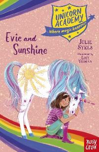 Cover Unicorn Academy: Evie and Sunshine