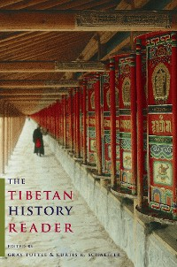 Cover The Tibetan History Reader