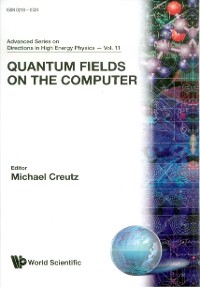 Cover Quantum Fields On The Computer