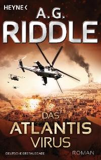 Cover Das Atlantis-Virus