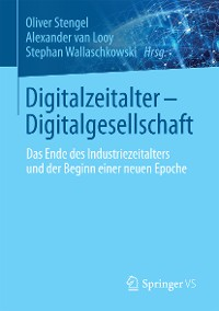 Cover Digitalzeitalter - Digitalgesellschaft