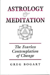 Cover Astrology and Meditation