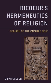 Cover Ricoeur's Hermeneutics of Religion