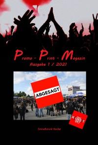 Cover Promo Print Magazin 1 / 2021